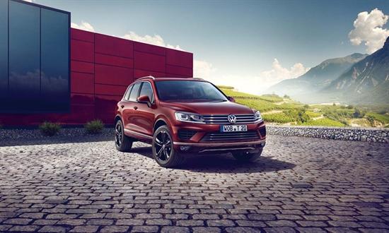Foto des Serviceangebots Volkswagen Touareg V6 TDI SCR für 209€ im Monat
