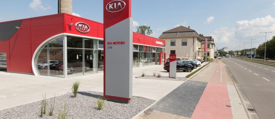 Kia - Autohaus Link