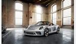 Foto der News Porsche 911 Speedster Concept: offen, puristisch und mehr als 500 PS