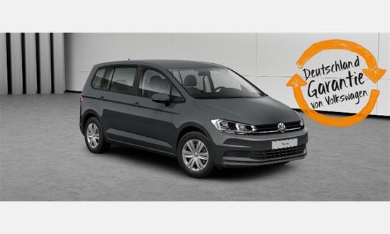 Foto des Serviceangebots Volkswagen Touran Trendline 1,6 l TDI für 127€ im Monat