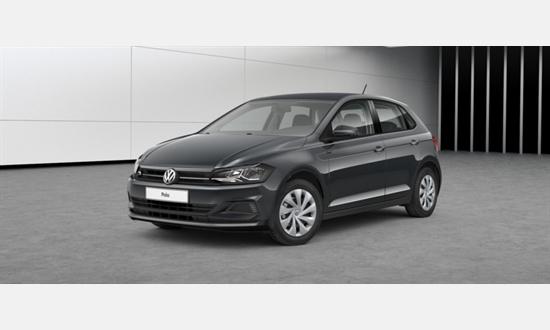 Foto des Serviceangebots Volkswagen Polo Comfortline 1,0 l TSI für 59€ im Monat