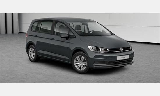 Foto des Serviceangebots Volkswagen Touran Trendline 1,6 l TDI für 89 € im Monat