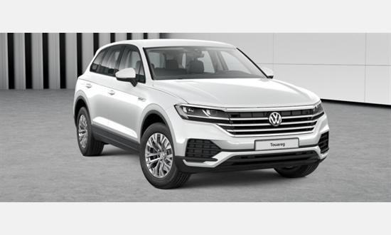 Foto des Serviceangebots Der neue Volkswagen Touareg V6 TDI 3,0 l für 339€ im Monat