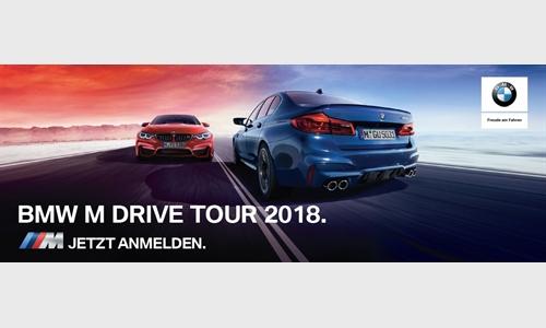 Foto der News BMW M Drive Tour 2018