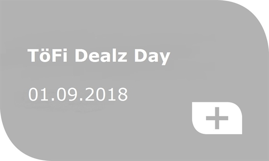 Foto des Events TöFi Dealz Day 2018