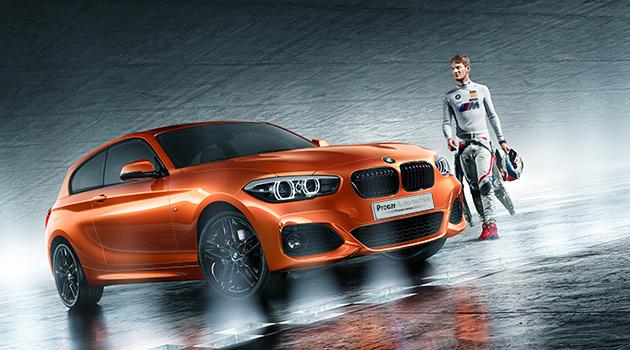 BMW 118i 5-Türer Edition M Sport Shadow