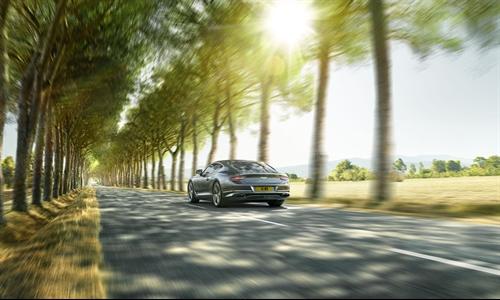 Foto der News Der neue Bentley Continental GT