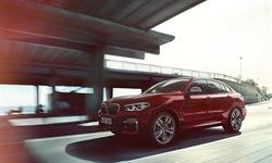 Foto der News DER NEUE BMW X4.