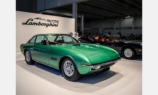 Bild der News Lamborghini feiert das 50-jährige Jubiläum von Espada und Islero und kündigt eine Tour für beide Modelle an
