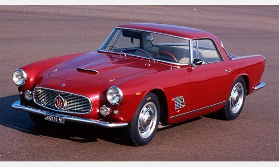 Bild der News Maserati auf den Classic Days auf Schloss Dyck