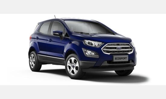 Foto des Serviceangebots Ford EcoSport Trend für 129€ im Monat
