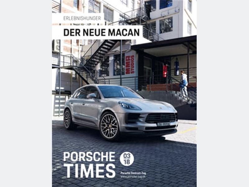 Porsche Times 03/2018