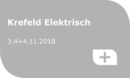 Foto des Events Krefeld Elektrisch am 3.+4.11.2018