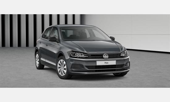 Foto des Serviceangebots Volkswagen Polo Trendline 1,6 l TDI für 49€¹ im Monat