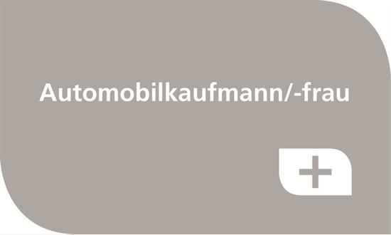 Foto des Stellenangebots Ausbildung Automobilkaufmann (m/w)