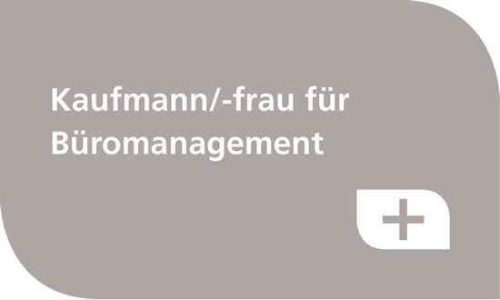 Foto des Stellenangebots Ausbildung Kaufmann für Büromanagement (m/w)