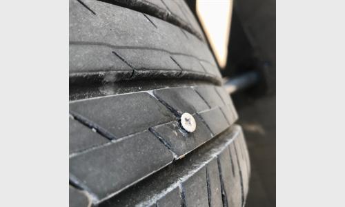 Foto des Serviceangebots Schlauchlos-Reifenreparatur