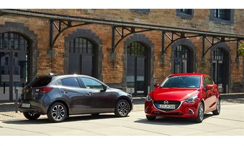 Foto der News Mazda2: Updates für den neuen Modelljahrgang