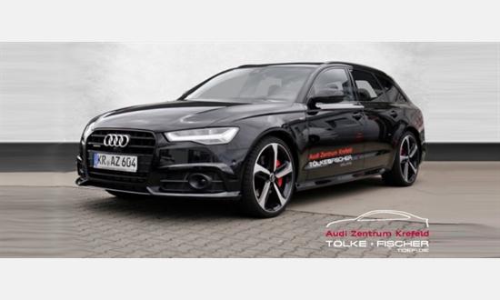 Foto des Serviceangebots Audi A6 Avant 3.0 TDI competition quat./tiptr. Navi für 71.980 €
