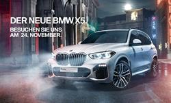 Foto des Events Der neue BMW X5. Besuchen Sie uns.