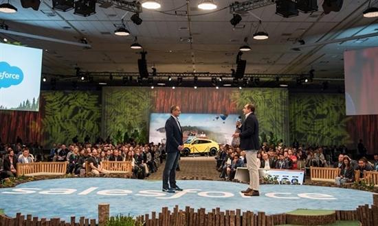 Bild der News Dreamforce 2018: Automobili Lamborghini startet in Kooperation mit Salesforce seine neue Kunden App