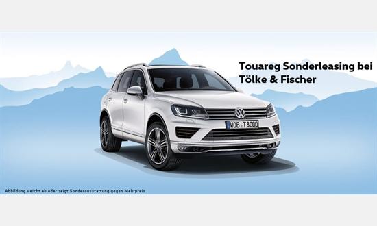 Foto des Serviceangebots VW Touareg Sonderleasing