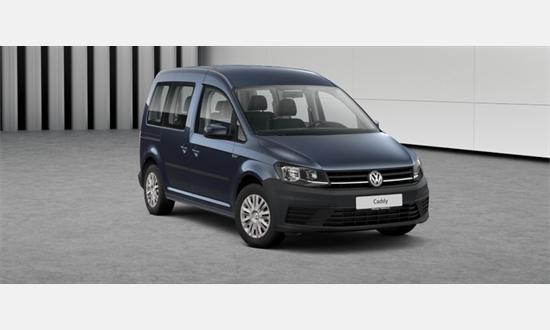 Foto des Serviceangebots Volkswagen Caddy Trendline 2,0l TDI EU6 SCR Bluemotion Technology für 205€ im Monat