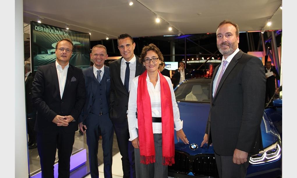 """Bank Austria Wirtschaftsclub feierte """"überdurchschnittliches"""" Jubiläum bei Unterberger"""