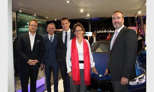 """Foto der News Bank Austria Wirtschaftsclub feierte """"überdurchschnittliches"""" Jubiläum bei Unterberger"""