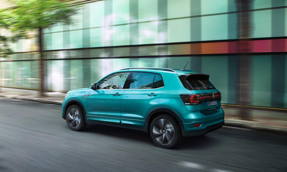 Der neue VW T-Cross