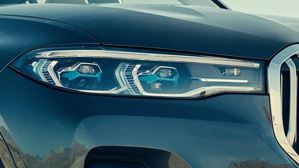 BMW LASERLICHT.