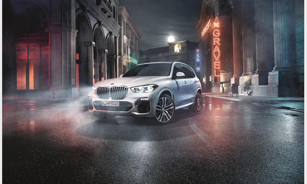 DER NEUE BMW X5. Mit dem besten xDrive aller Zeiten. Ab 24. November bei uns.