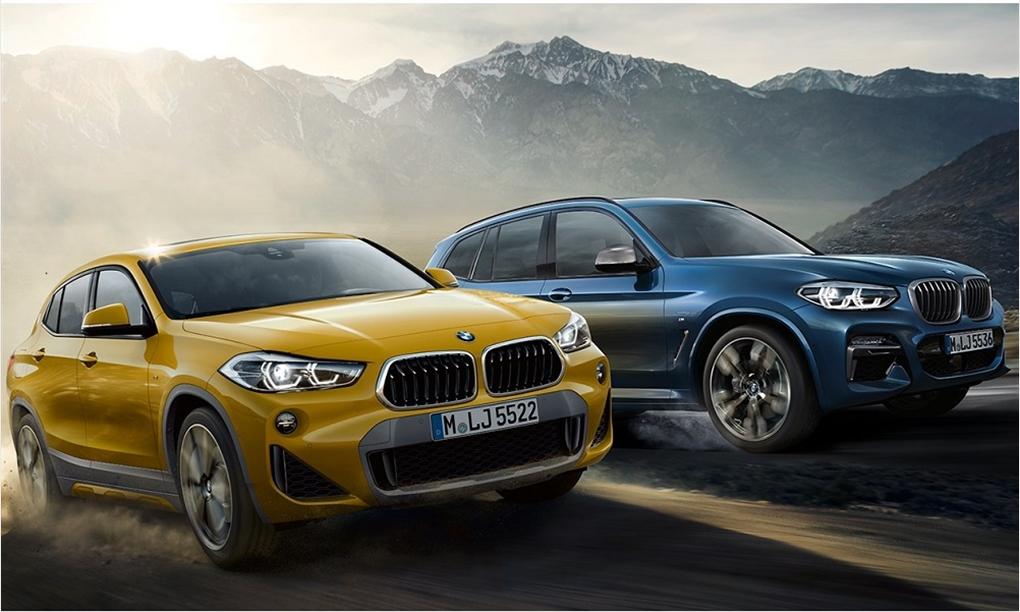 GRENZENLOSE UNABÄNGIGKEIT. BMW X2 und BMW X3 mit Business Paket Plus. Jetzt zu attraktiven Konditionen.