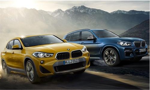 Foto der News GRENZENLOSE UNABÄNGIGKEIT. BMW X2 und BMW X3 mit Business Paket Plus. Jetzt zu attraktiven Konditionen.