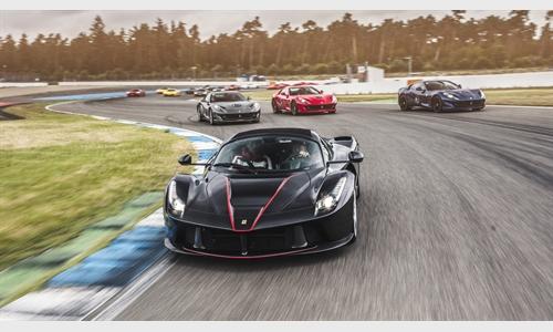 Foto des Events Ferrari Racing Days 2019