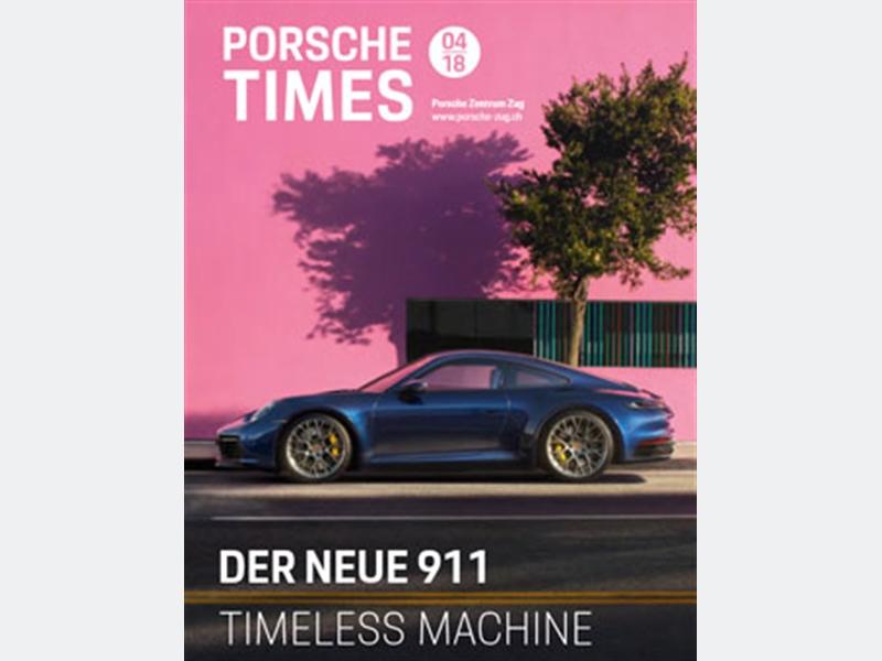Porsche Times 04/2018