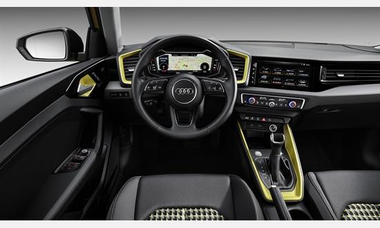 Foto der News Der neue Audi A1 Sportback