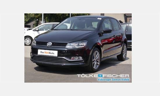 Foto des Serviceangebots Volkswagen Polo 1.4 TDI Sound BMT DSG PDC Navi MFA für 191€¹ im Monat