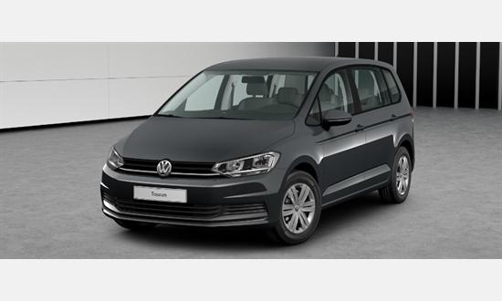 Foto des Serviceangebots Volkswagen Touran Trendline 1,6 l TDI SCR für 144€ im Monat