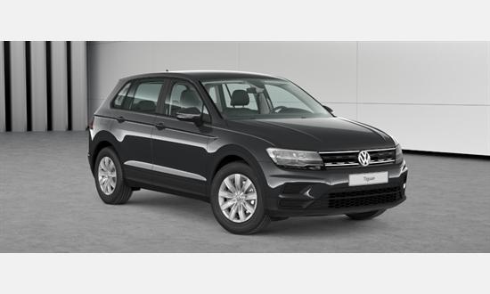 Foto des Serviceangebots Volkswagen Tiguan Trendline 2,0 l TDI SCR für 179€ im Monat