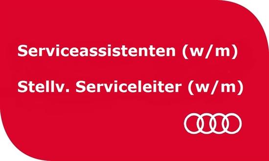 Foto des Stellenangebots Serviceassistenten / stellv. Serviceleiter (w/m) im Audi Zentrum Krefeld
