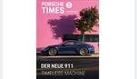 Foto der News Die neue Porsche Times 04/2018 ist online!