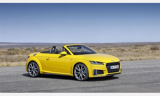 Foto der News Der neue Audi TT ab sofort bestellbar