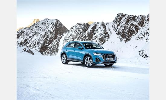 Foto der News Fünf Sterne für den Audi Q3 beim Euro NCAP Test