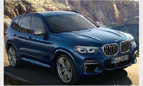 Foto der News DIE NEUE UNABHÄNGIGKEIT. Der BMW X3. Auch mit Business Paket Plus zu attraktiven Konditionen.