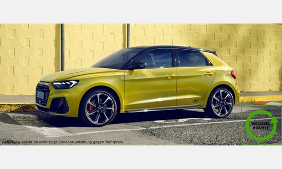 Foto des Serviceangebots Audi A1 Sportback 30 TFSI für 20.999 €