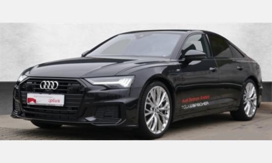 Foto des Serviceangebots Audi A6 55 TFSI S line quat./Stronic Sportpaket Navi für 82.780€