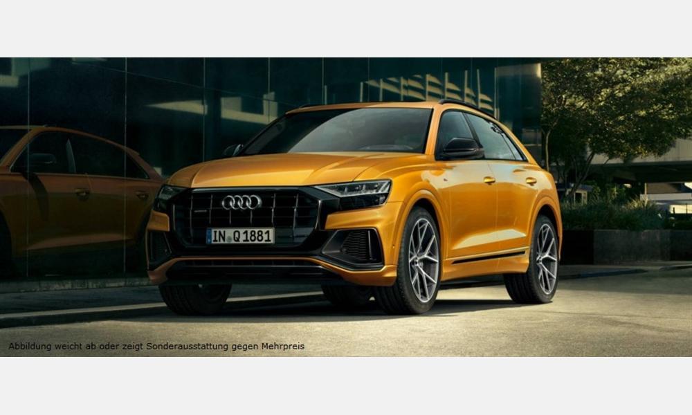 Audi Q8 50 TDI tiptronic für 599€ im Monat