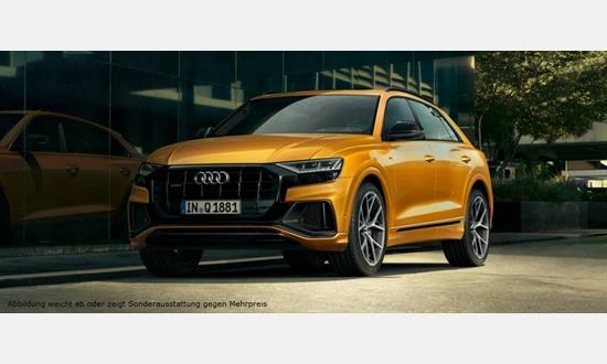Foto des Serviceangebots Audi Q8 50 TDI tiptronic für 599€ im Monat