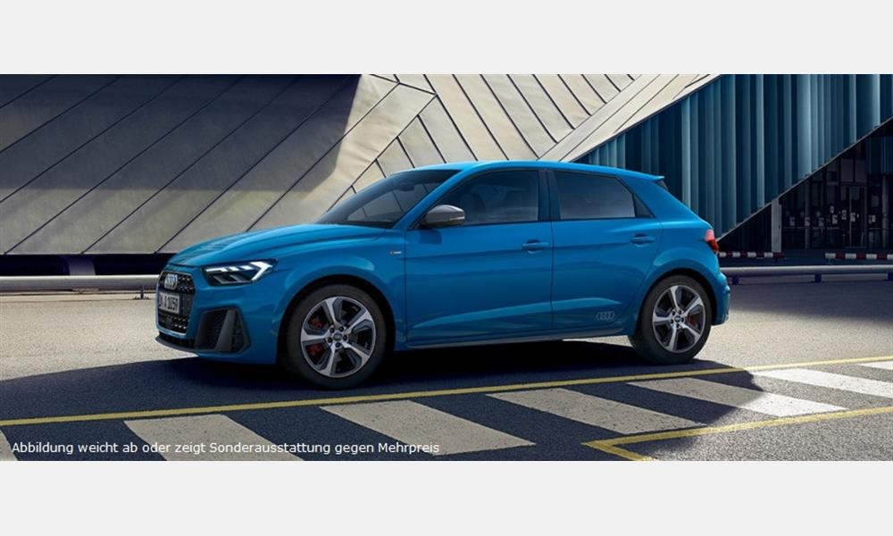 Audi A1 Sportback S line 40 TFSI für 369€ im Monat